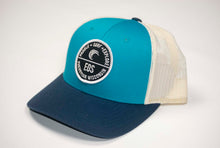 Load image into Gallery viewer, Crest Snapback - Blue