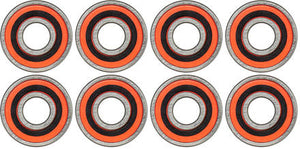 Bronson Raw Bearings 8 PK.