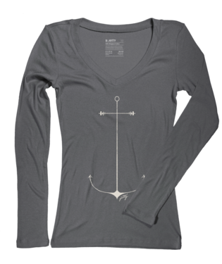 Starbord Anchor Long sleve womens T