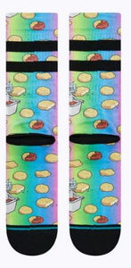 Dipping Sauce - Mens Rick and Morty Stance Socks