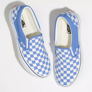 Vans Slip-On - ULTRAMARINE/TRUE WHITE