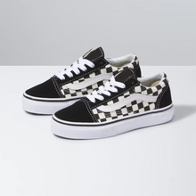 Load image into Gallery viewer, Vans Kids Old Skool PRIMARY CHECK