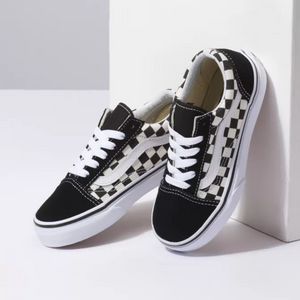 Vans Kids Old Skool PRIMARY CHECK