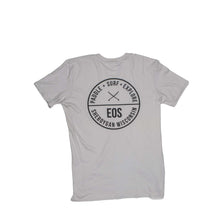 Load image into Gallery viewer, EOS Crest Shirt - Silver