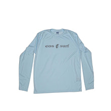 Load image into Gallery viewer, EOS Surf Sun Shirt Sky Blue