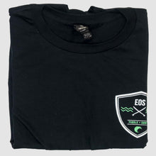 Load image into Gallery viewer, EOS Crest Shirt - Black