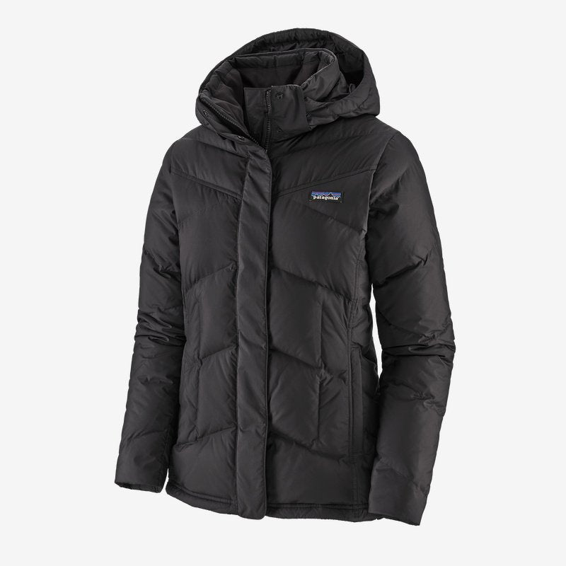 Women's Down With It Jacket - Black