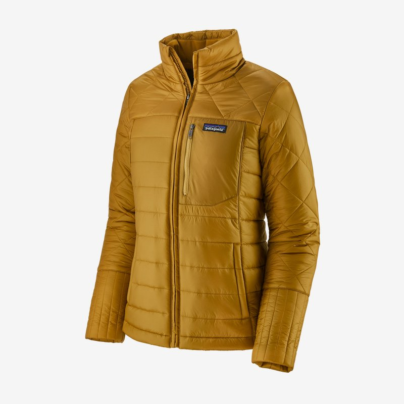 Women's Radalie Jacket - Buckwheat Gold