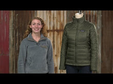 Load and play video in Gallery viewer, Women's Radalie Jacket - Buckwheat Gold