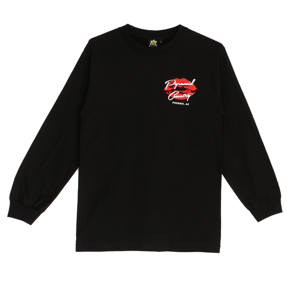 Gentleman's Club L/S - Black