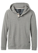 Load image into Gallery viewer, Prana Trawler Hooded Henley
