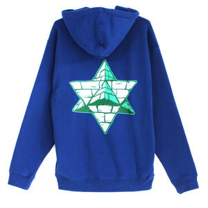 North Star II Hoodie - Royal Blue