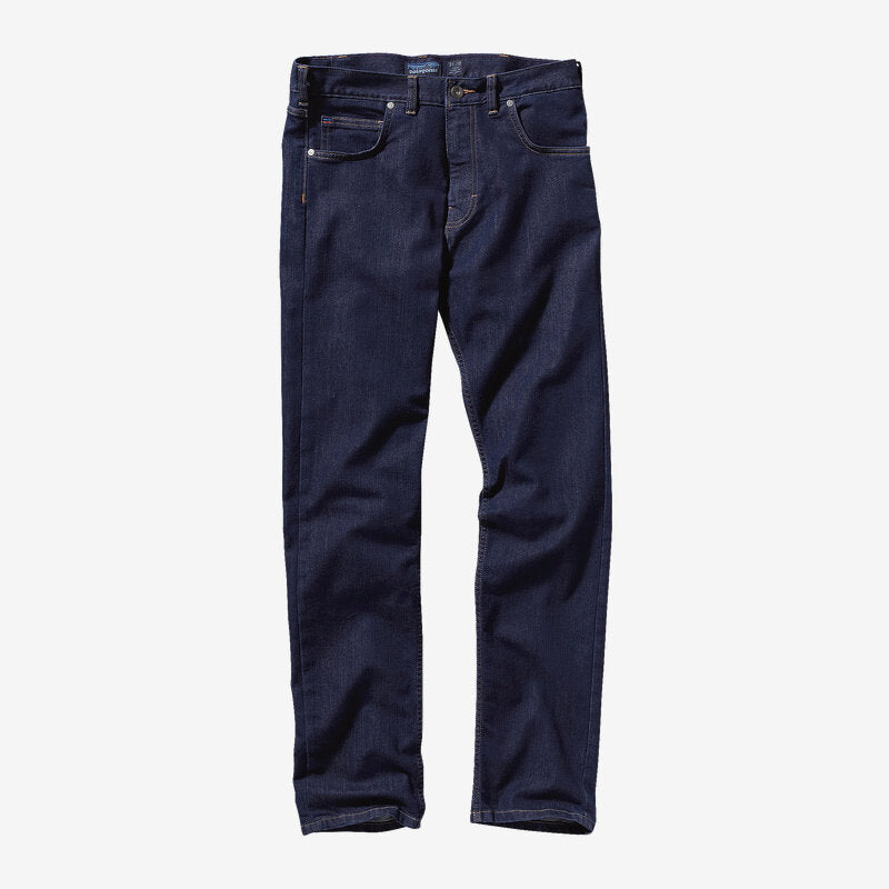 Men's Performance Straight Fit Jeans - Regular