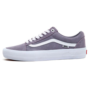 Old Skool Pro Lilac Grey