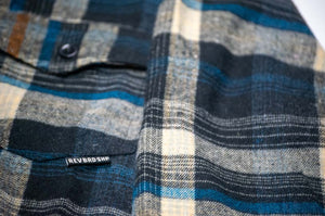 Rev Boardshop Flannel