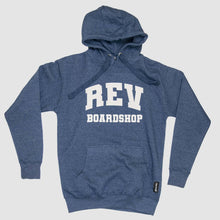 Load image into Gallery viewer, Rev Boardshop Hoodie