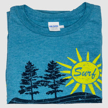 Load image into Gallery viewer, Surf Sheboygan Shirt - Blue