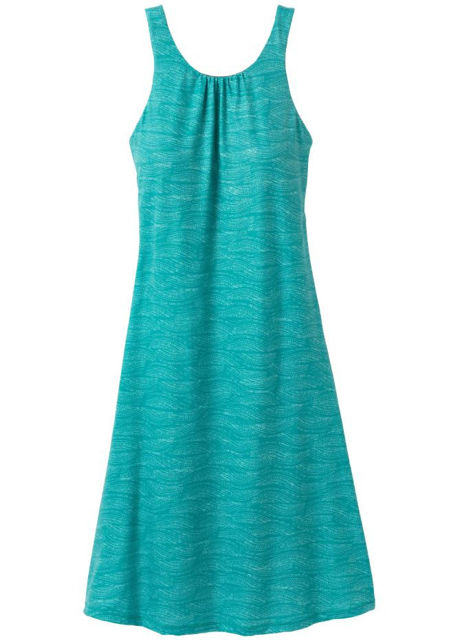 Skypath Dress Teal/Riptide