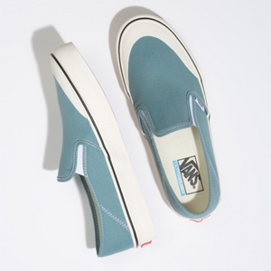 Vans Slip On SF - Smoke Blue / Marshmallow