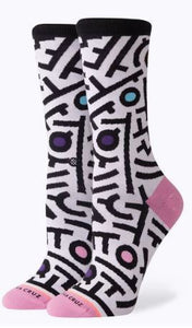 Aaron De La Cruz - Womens Stance Socks