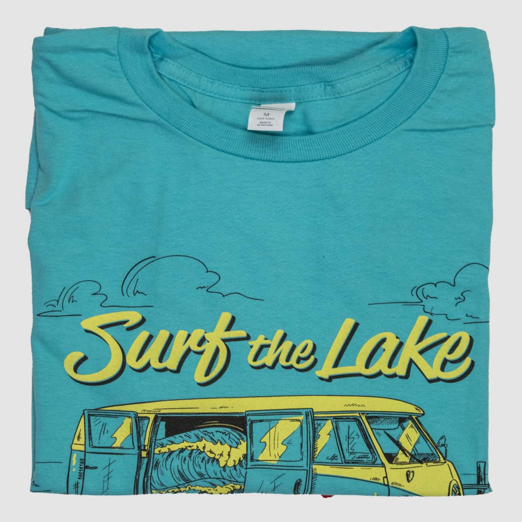 Sheboygan Surf Bus - Scuba Blue