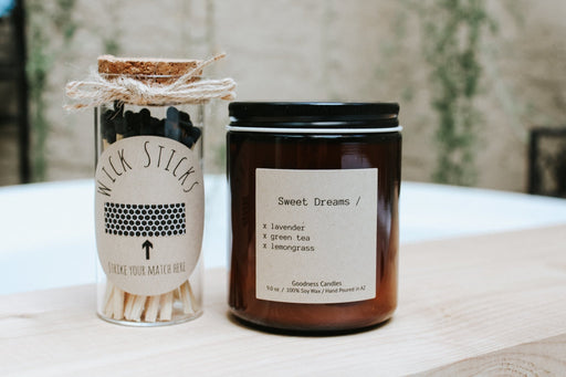 New Additions | Goodness Candles