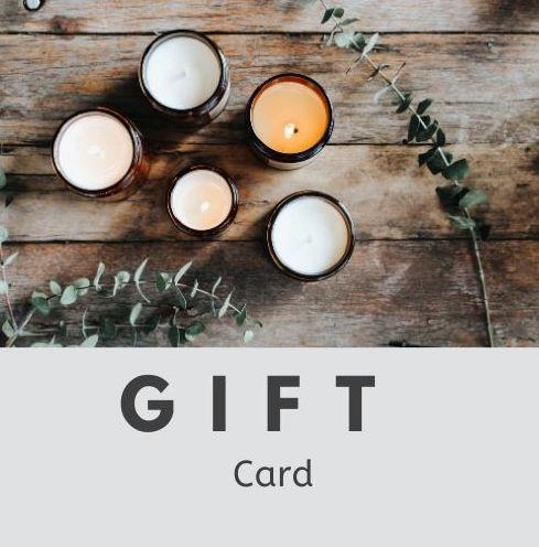 Goodness Candles Gift Card Goodness Candles