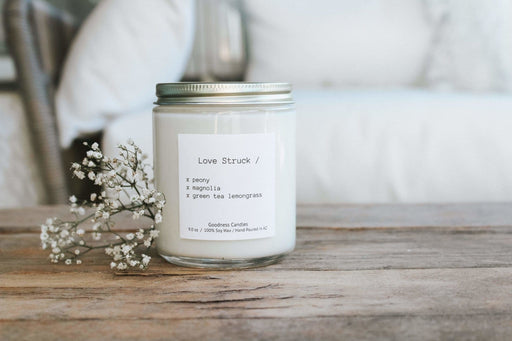 Love Struck Goodness Candles