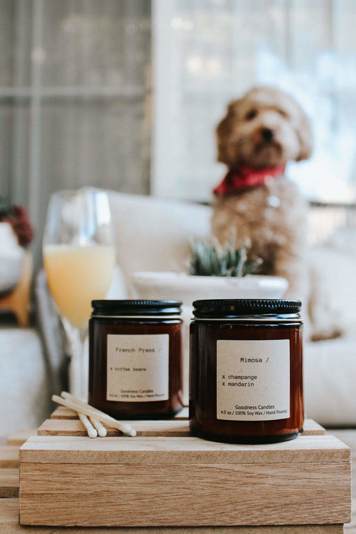 Mini Brunch Collection Goodness Candles