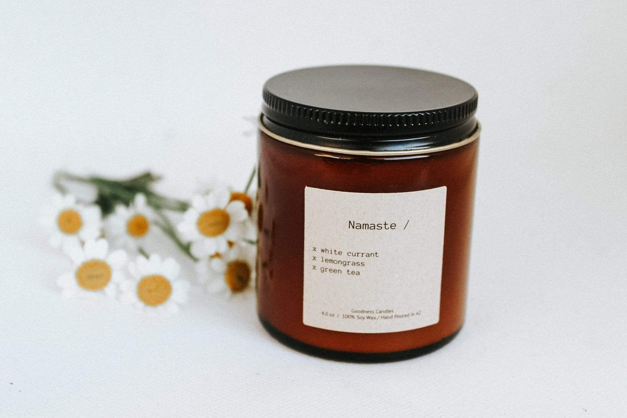 Namaste Goodness Candles