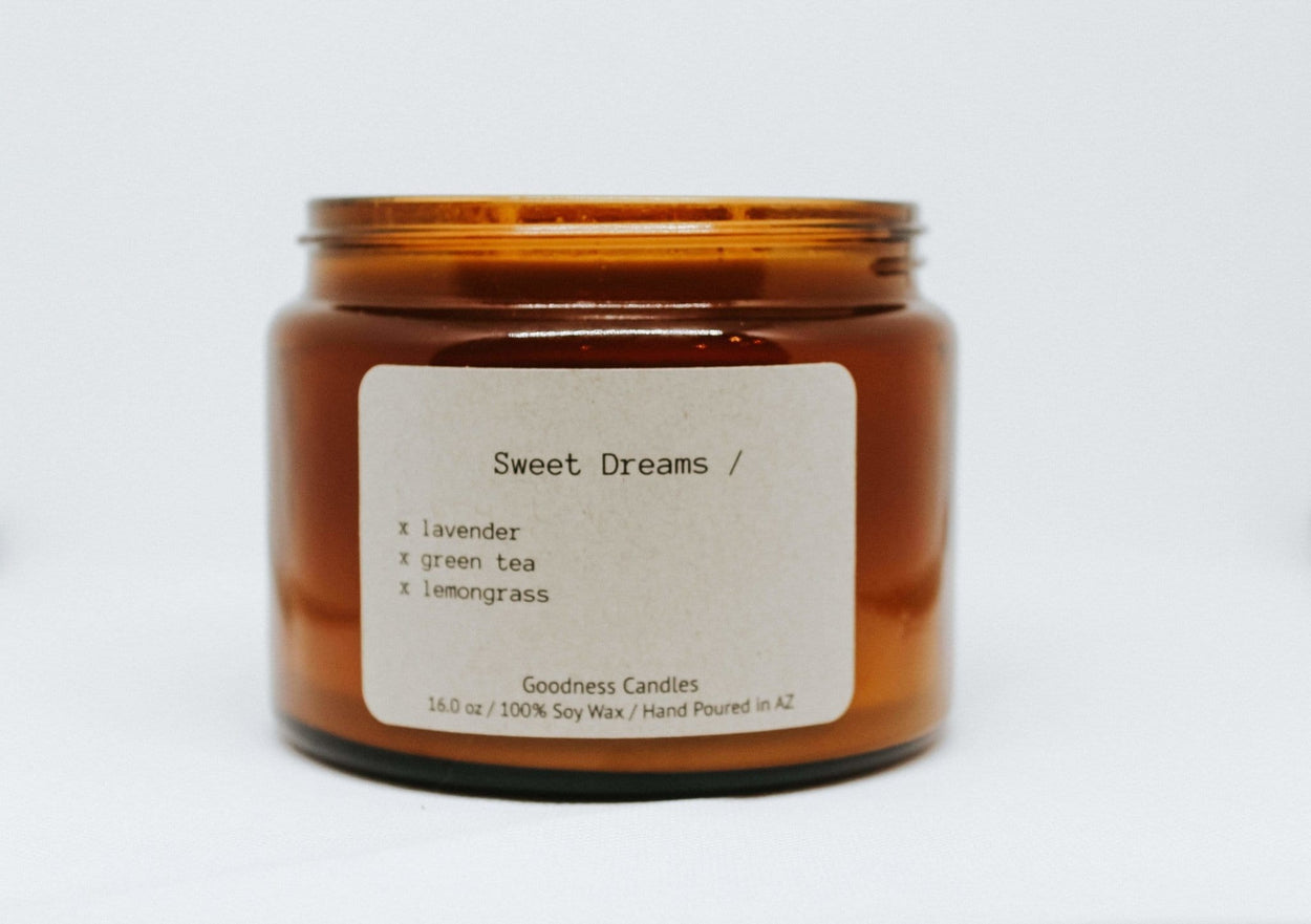 Sweet Dreams Goodness Candles