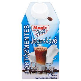 Magic Milk laktózmentes jegeskávé 0,5 l