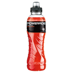 COCA Powerade Vérnarancs 0.5l PET