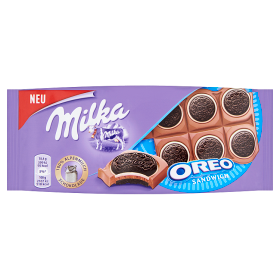 MILKA Chocolate Oreo 92g /16/
