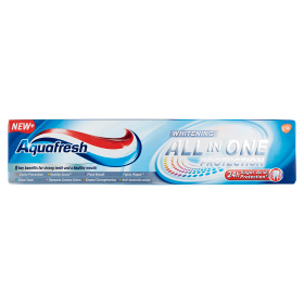Aquafresh All in One Protection Whitening fogkrém