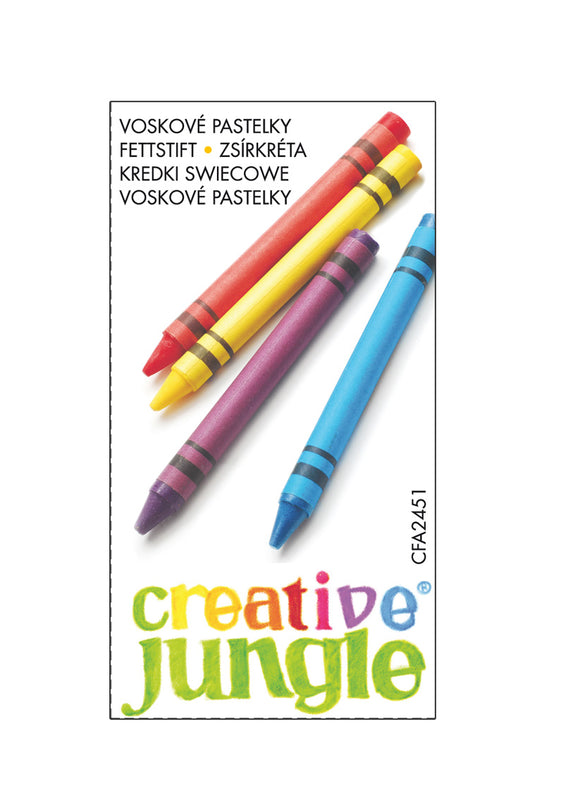 6-OS CREATIVE JUNGLE ZSÍRKRÉTA