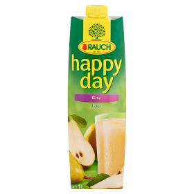 Rauch Happy Day körte nektár C-vitaminnal 1 l