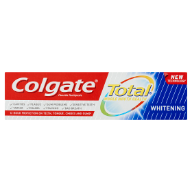 Colgate fogkrém 75ml Total Whitening