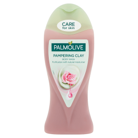 Palmolive tusfürdő 250ml Pampering Clay