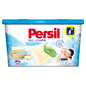 Persil Duo kapszula Sensitive 14db