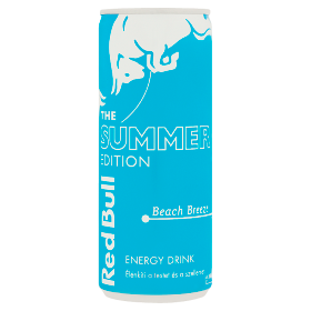 Red Bull The Summer Edition Beach Breeze energiaital 250 ml