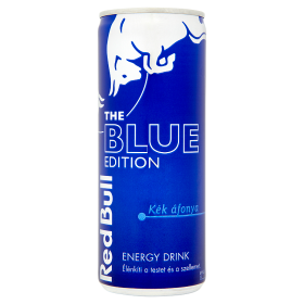 Red Bull Blue Edition 250ml DOB