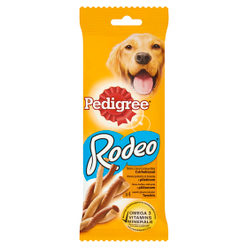 Pedigree Rodeo 70g Marhahúsos /20/