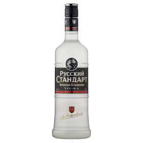 Russian Standard Original orosz vodka 40% 0,7 l