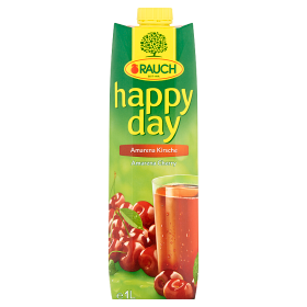 Rauch Happy Day meggy nektár 1 l