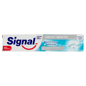 Signal fogkrém 75ml Family Daily White Anticavity