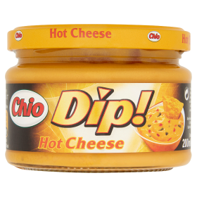 Chio Dip hot cheese 200ml /6/