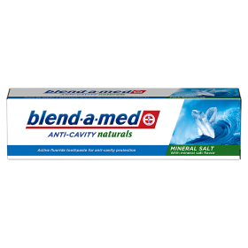 Blend-A-Med AntiCavity fogkrém Herbal collection 1