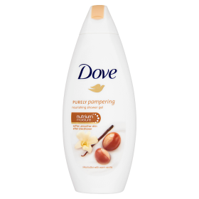 DOVE krémtusfürdő 250ml Purely Pampering Shea vajj
