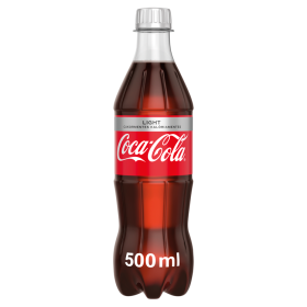 COCA Cola Light 0.5l PET